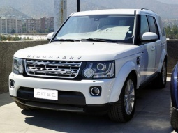 LAND ROVER DISCOVERY  4 HSE 2015