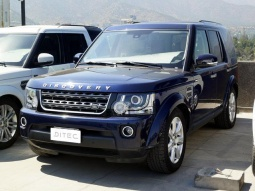LAND ROVER DISCOVERY  4 SE 2015