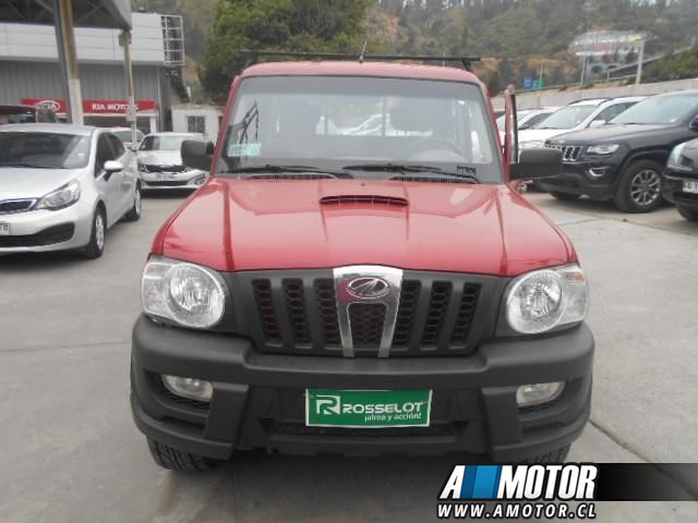 MAHINDRA PIK UP  MAHINDRA PICK UP XL 2.2 2016