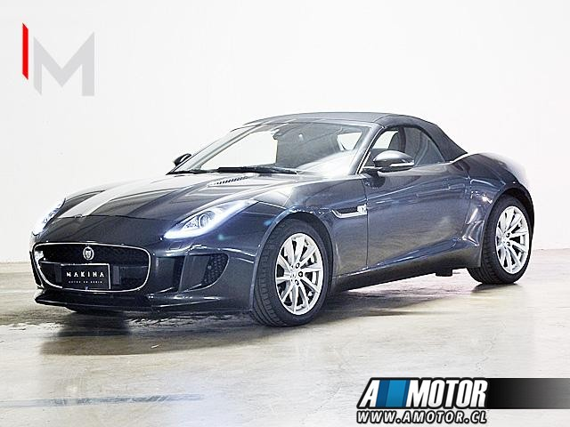 JAGUAR F-TYPE CABRIO REAL OPORTUNIDAD 2014