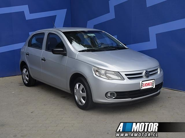 VOLKSWAGEN GOL  power 2010