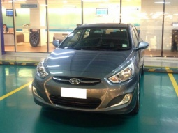 HYUNDAI ACCENT  RB 1.4 GL AC 2AB 6MT 2017