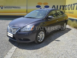 NISSAN SENTRA  advance 2016