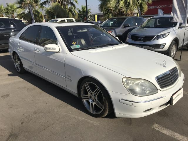 MERCEDES BENZ S 550 S55 AMG 3.2 AT 2005