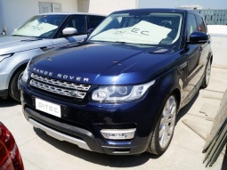LAND ROVER RANGE ROVER SPORT SUPERCHARGED 2016