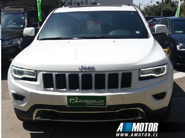JEEP CHEROKEE  JEEP GRAND CHEROKEE LIMITED DIESEL 3.0 AUT 4X4 2015