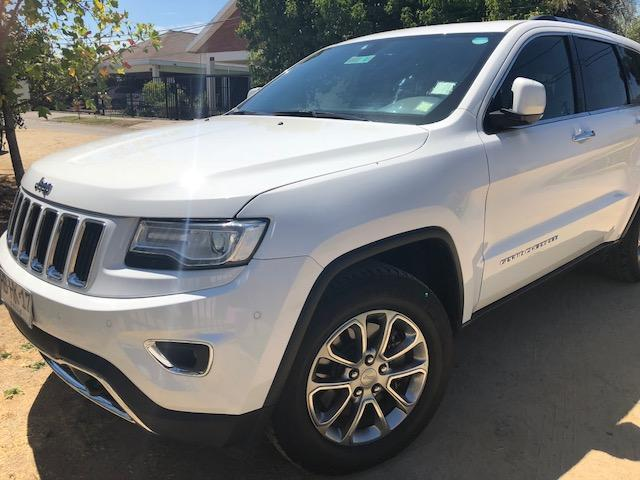 JEEP GRAND CHEROKEE 4X4 3.0L TD 2015 - Autos Usados