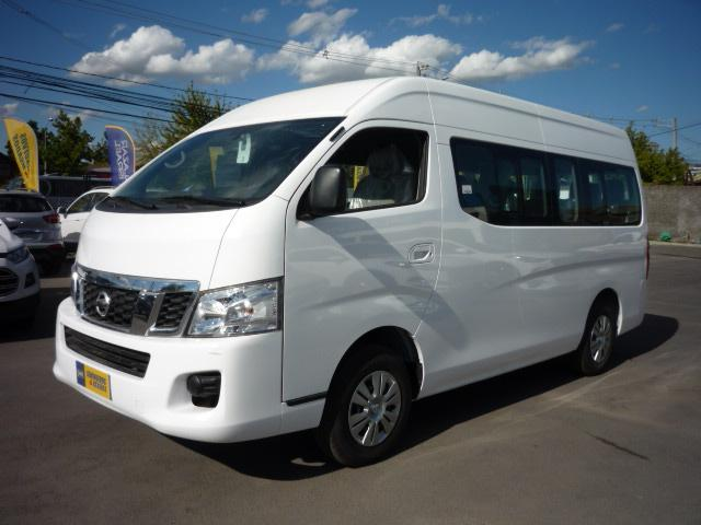 NISSAN NV350 NV350 WIDE S-LONG BUS 2.5D MT 2018