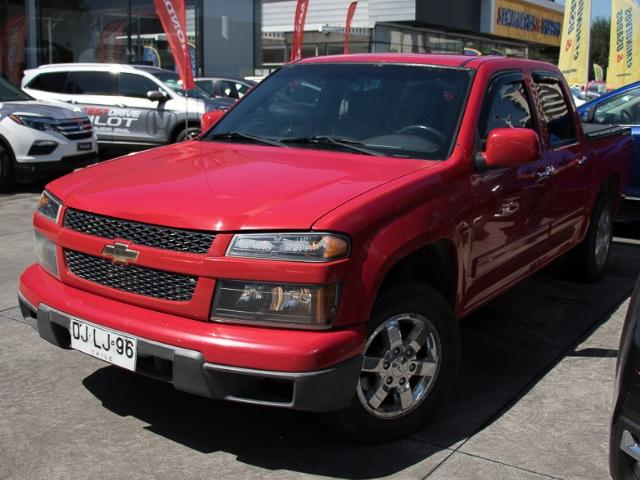 CHEVROLET COLORADO  COLORADO 2.9 AUT 2012