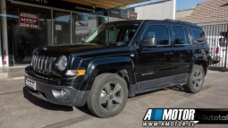 JEEP PATRIOT SPORT 4X4 AT 2014 - Autos Usados
