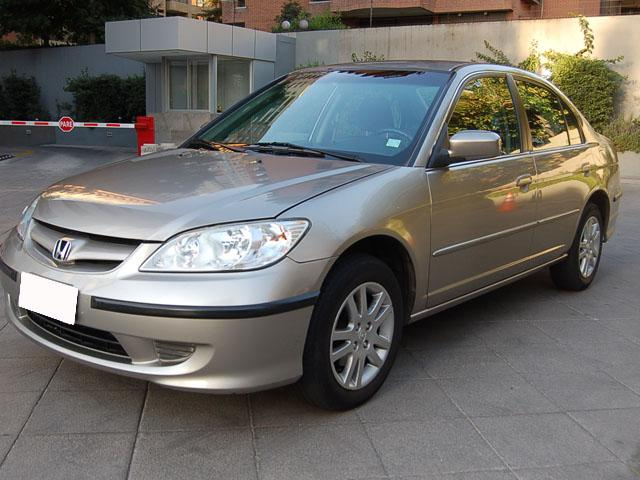 HONDA CIVIC  LX 2005