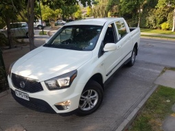 SSANGYONG ACTYON  SPORT 4X4 MT 2013