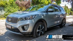 KIA MOTORS SORENTO EX 2.2 DSL 6AT FULL AWD 2016 2016 - Autos Usados