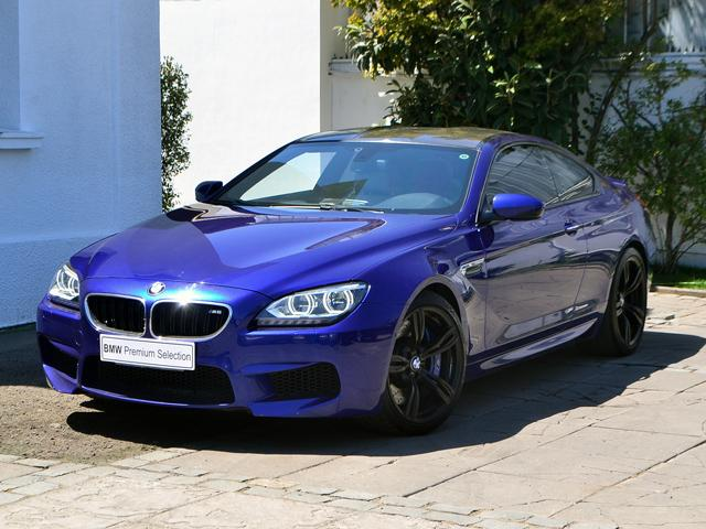 BMW M6  M6 COUPE 2015