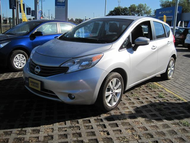 NISSAN NOTE  NOTE ADVANCE AT/CVT 2015