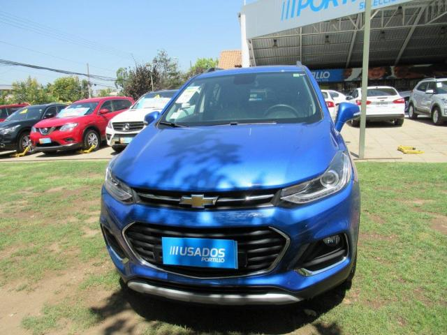 CHEVROLET TRACKER 1.8 lt awd at 2017