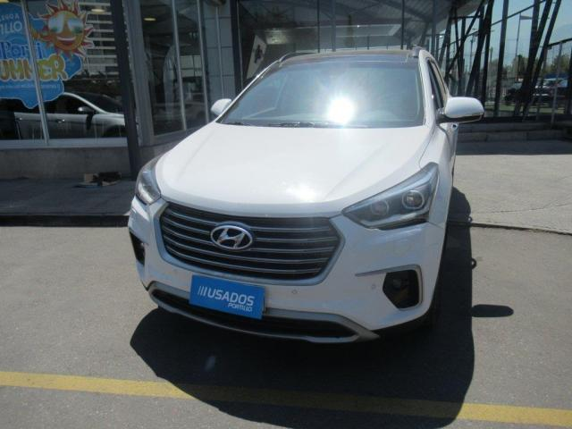 HYUNDAI GRAND SANTA FE CRDI GLS 4WD 2.2 AT 2017