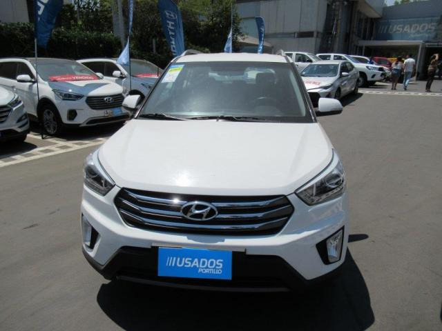 HYUNDAI CRETA 1.6 gls at 2017