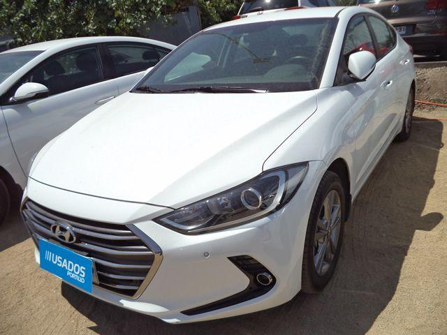 HYUNDAI ELANTRA  GLS 1.6 AT 2017