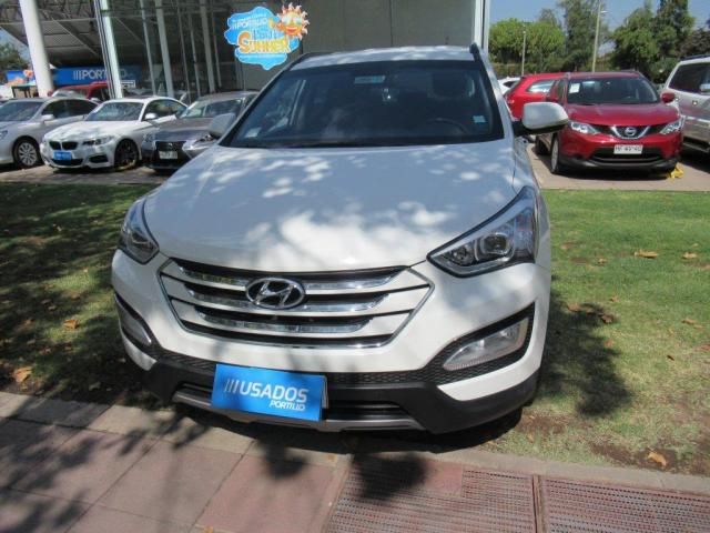 HYUNDAI SANTA FE GLS AT 2.4 2015