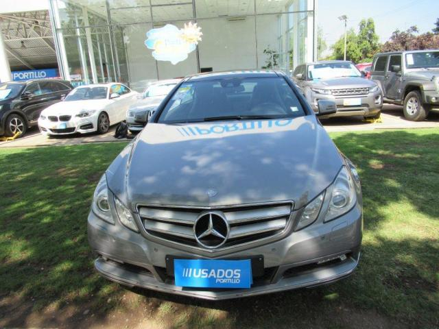 MERCEDES BENZ E 250 cgi blue efficiency 2011