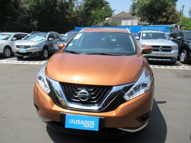 NISSAN MURANO  3.5 advance cvt awd 2017