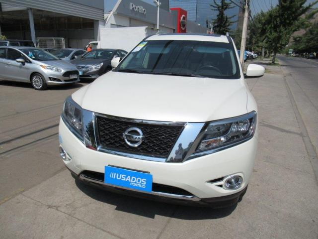 NISSAN PATHFINDER  ADVANCE CVT AWD 2017