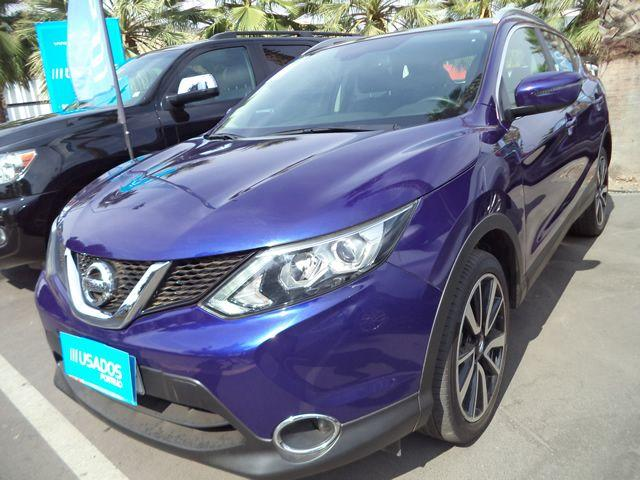 NISSAN QASHQAI  EXCLUSIVE 4X4 AT 2017