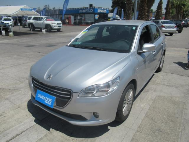 PEUGEOT 301 active 1.6 hdi 2015