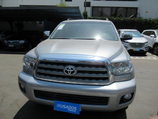 TOYOTA SEQUOIA  4x4 limited 2015