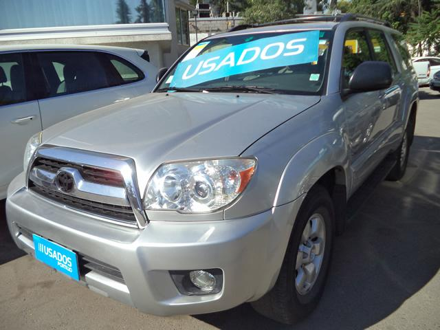 TOYOTA 4RUNNER  SR5 LUJO 4x2 AT 4.0 2008