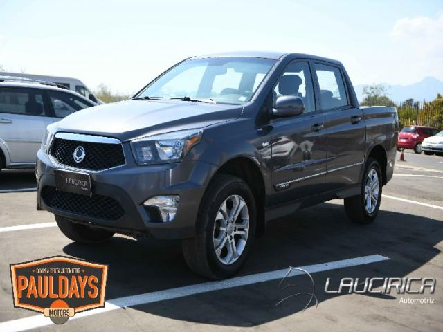 SSANGYONG ACTYON  4X4 2.0 2013