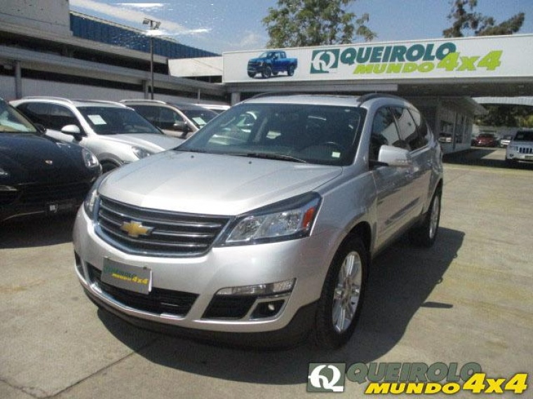 CHEVROLET TRAVERSE  LT AWD 3.6 2015