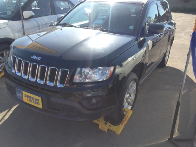 JEEP COMPASS  NEW COMPASS SPORT 2.4 AUT 2013
