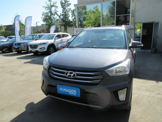 HYUNDAI CRETA GLS 1.6  AT 2017