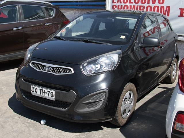 KIA MOTORS MORNING  MORNING LX 1.0 2012