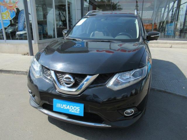 NISSAN X-TRAIL  EXCLUSIVE 4X4 AT 2015