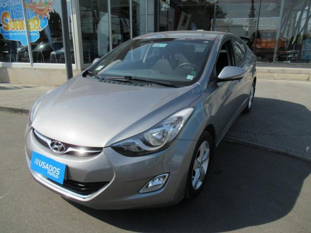HYUNDAI ELANTRA  GLS 1.6 AT 2012