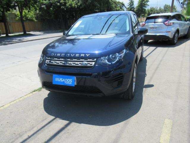 LAND ROVER DISCOVERY  SPORT 2.0 2016