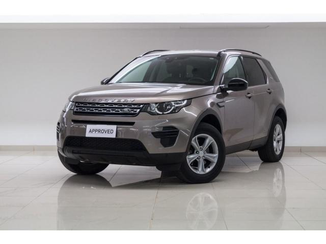 LAND ROVER DISCOVERY  DISCOVERY SPORT S 2015