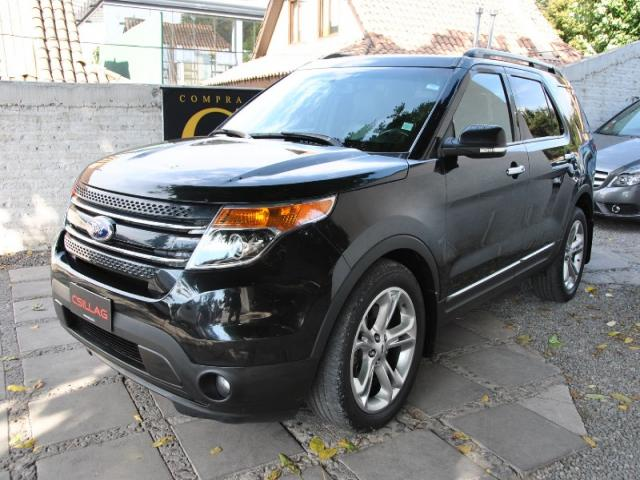 FORD EXPLORER  LIMITED 4X4 AUTOMATICO 2014