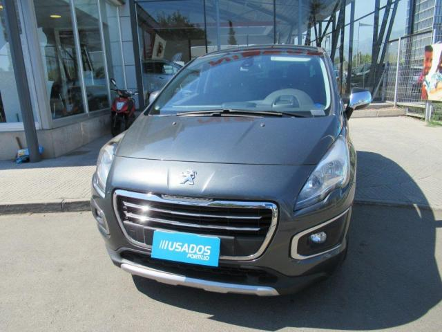 PEUGEOT 3008 ALLURE 1.6 BLUEHDI AT 2017