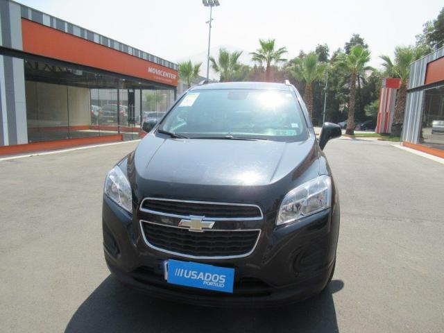CHEVROLET TRACKER LT 1.8 MT 2015