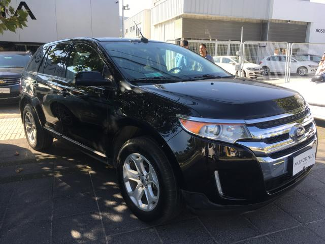FORD EDGE  SEL 3.5 AWD AT 2014