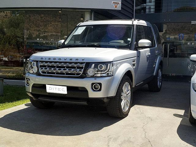LAND ROVER DISCOVERY  4 DIESEL HSE 2016
