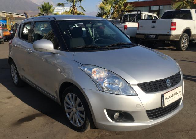 SUZUKI SWIFT  GLHB 1.4 2014