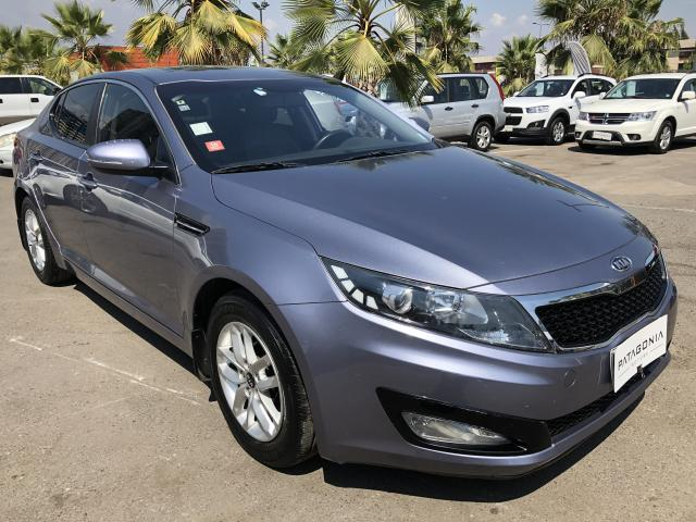 KIA MOTORS OPTIMA   2013