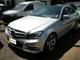 MERCEDES BENZ C 180  COUPE 2012