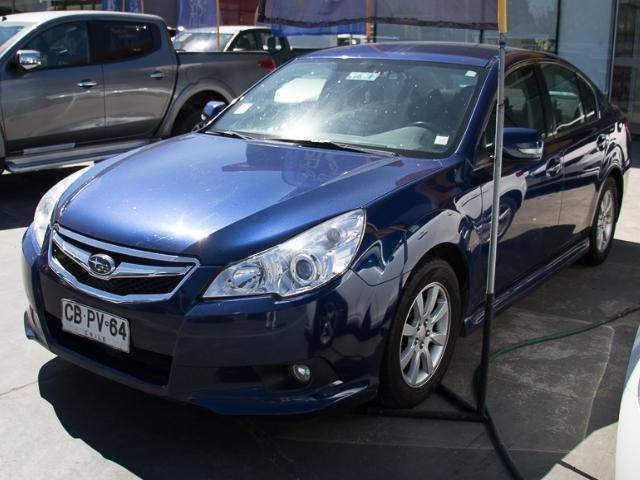 SUBARU LEGACY  ALL NEW LEGACY 2.0I AWD CVT XS AUT 2010