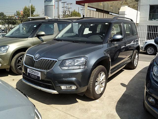 SKODA YETI  City Ambition 1.2 TSI 2017